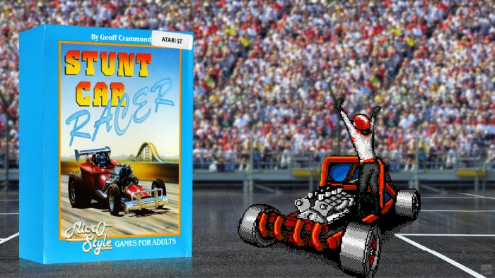 """""""Stunt Car Racer"""" from Micro Style"""