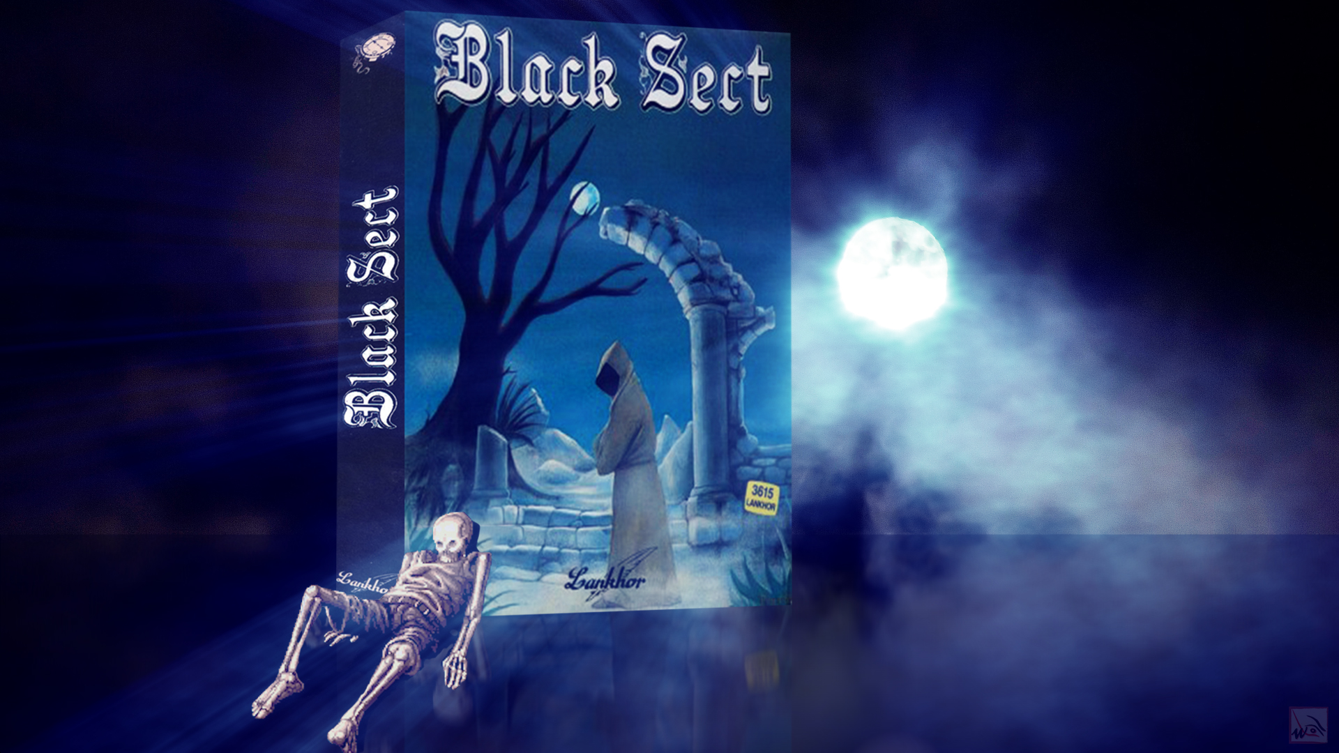 """""""Black Sect"""" from Lankhor"""