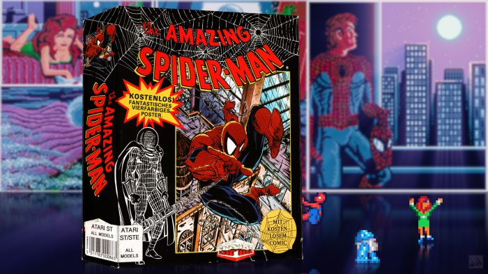 """""""The Amazing Spiderman"""" from Empire Software"""