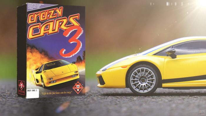 """""""Crazy Cars 3"""" from Titus"""