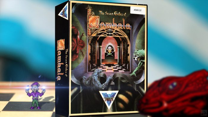 """""""The Seven Gates of Jambala"""" from Thalion"""