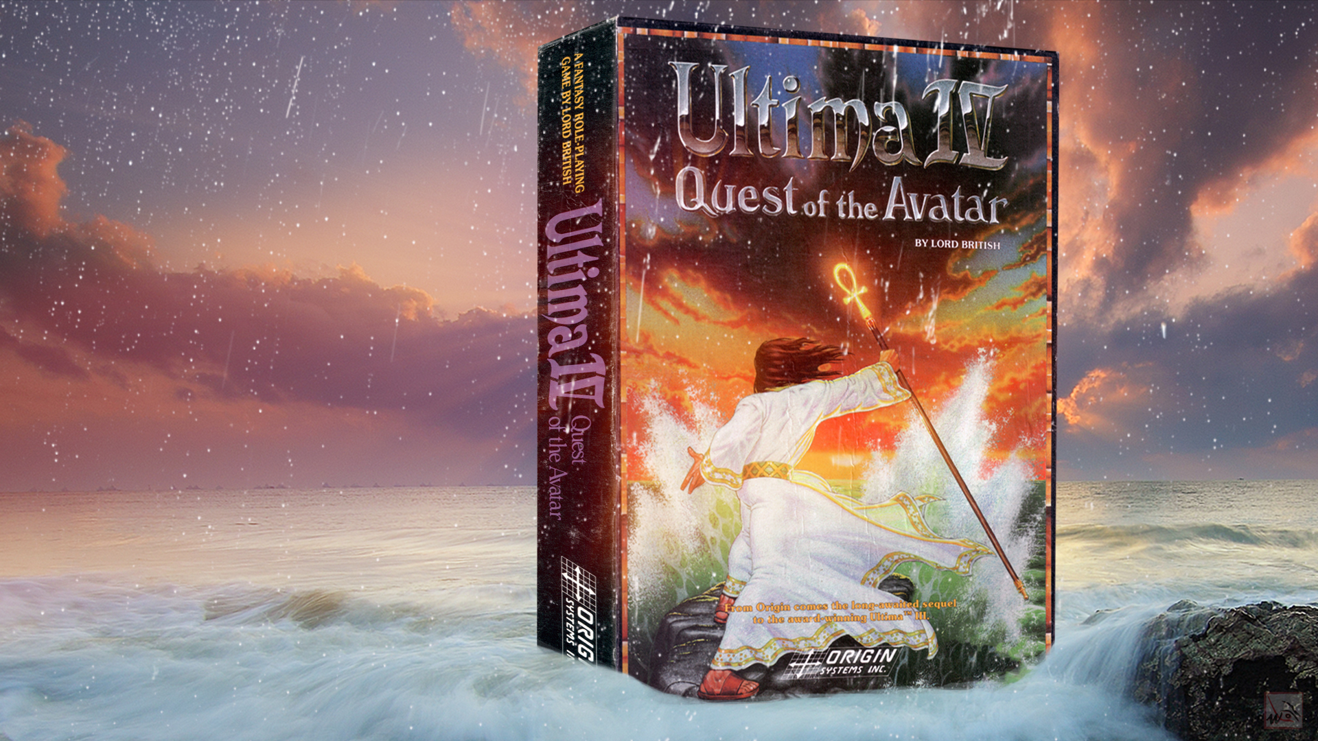 Ultima IV - Quest of the Avatar