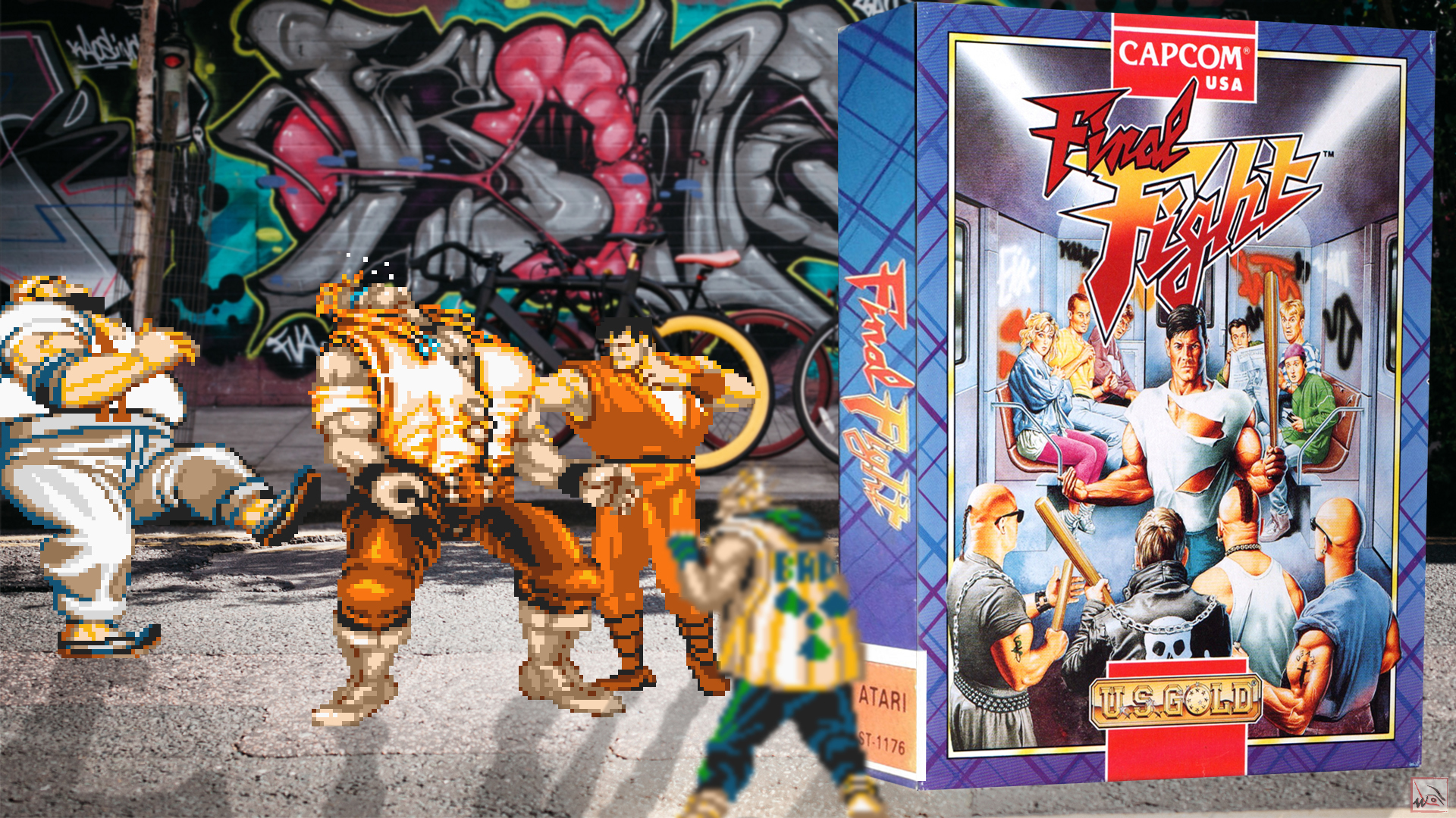 """""""Final Fight"""" from Capcom"""